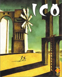 A capa do jogo, criada também por Fumito Ueda, foi baseada na Nostalgia do Infinito do pintor surrealista Giorgio de Chirico.