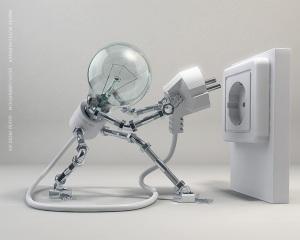 energia-eletrica-lampada-tomada