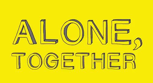 Resultado de imagem para alone together série